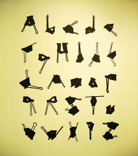 字母设计_字母设计创意图_英文字母设计欣赏