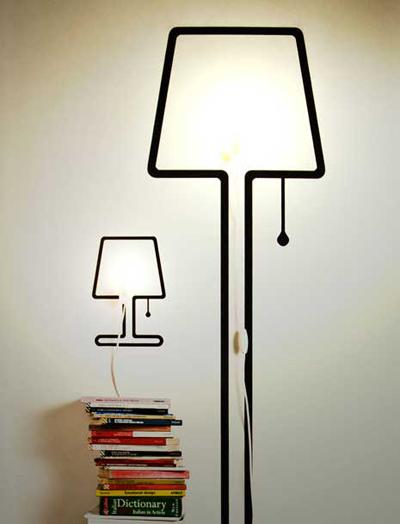 最富创意的灯具设计 产品设计 懒人图库
