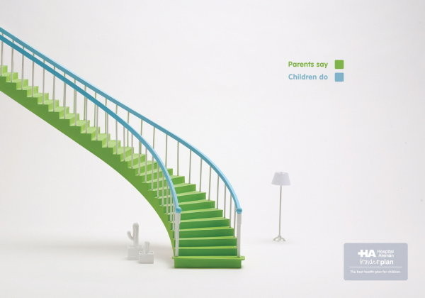 儿童医院广告创意