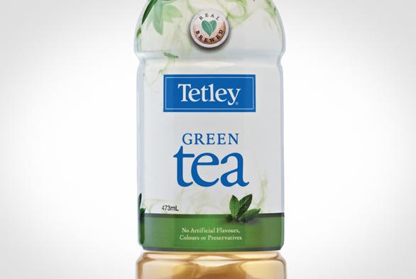 英国Tetley茶叶包装设计欣赏