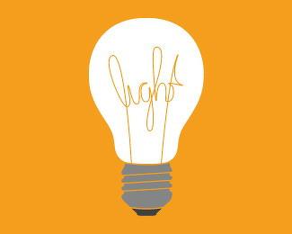 22款灯泡题材标志设计欣赏