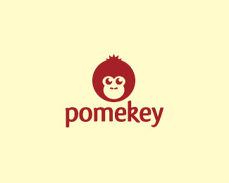 18款猴子题材标志设计欣赏