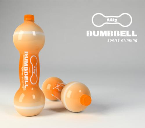 25款不同造型瓶子包装设计欣赏