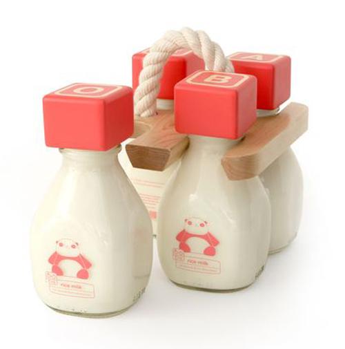 25款不同造型瓶子包装设计欣赏 4 包装设计 懒人图库