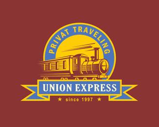 16款火车题材标志设计欣赏