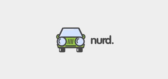 30款车题材标志设计欣赏