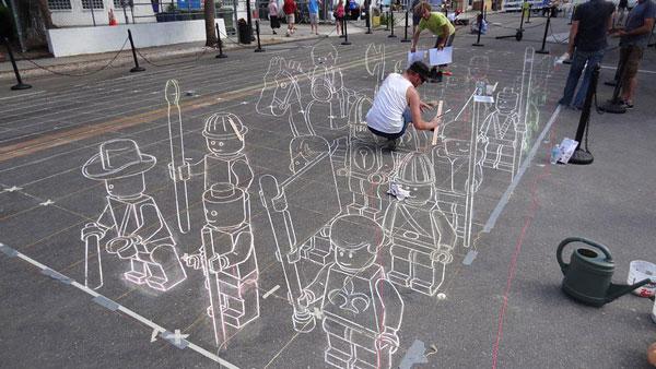街头艺术欣赏