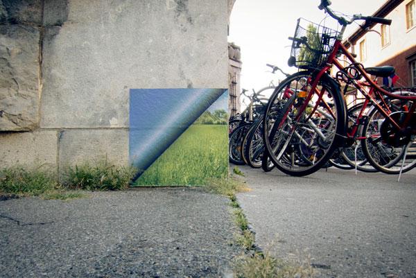有趣的街头艺术