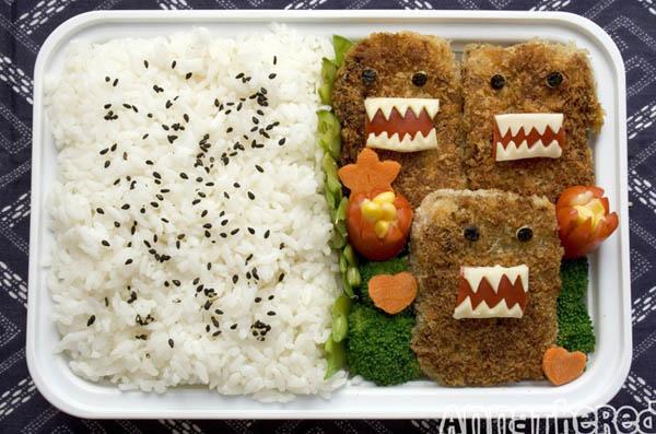 鱼排小怪物