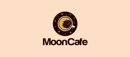 写实咖啡题材标志设计