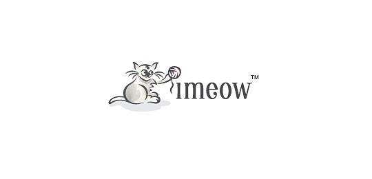 猫科动物标志设计简约