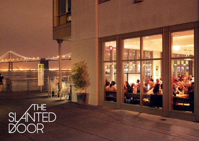 旧金山餐馆形象设计