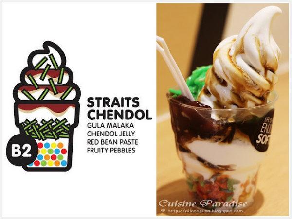 SOFT冰淇淋品牌形象设计欣赏产品