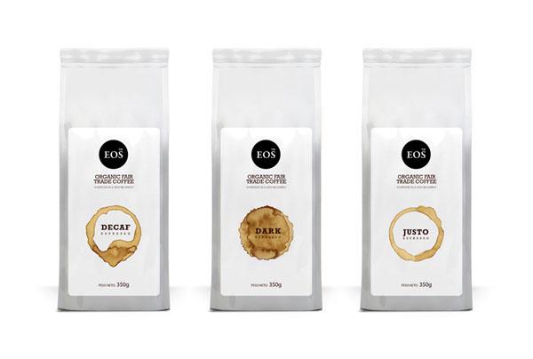 国外咖啡包装设计