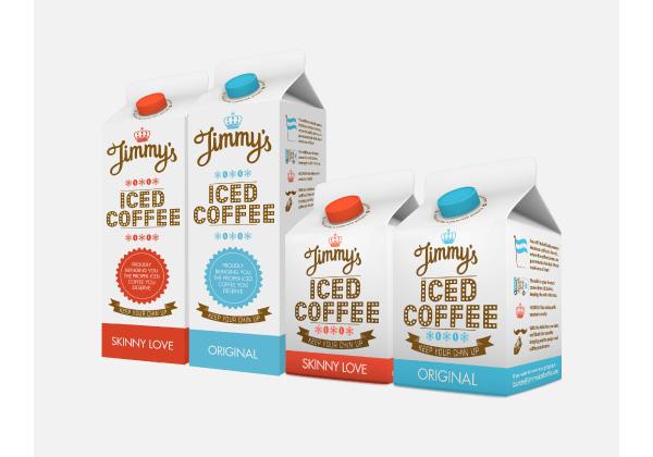 国外咖啡包装设计欣赏