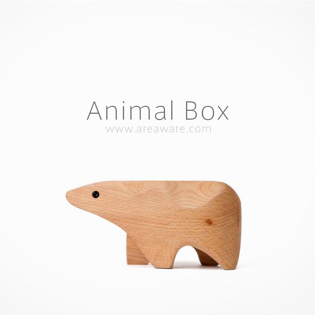 Animal Box 北极熊