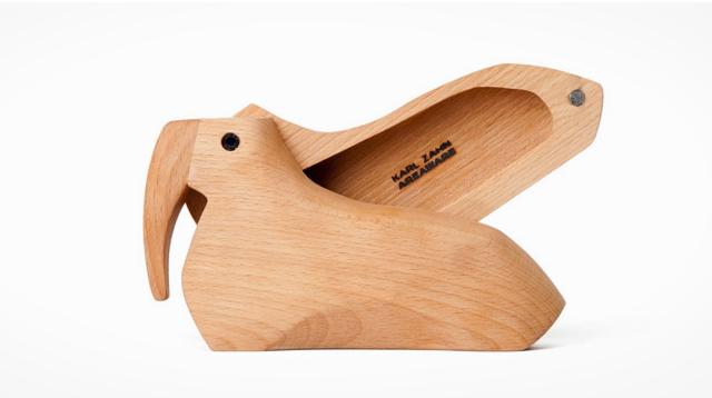 海狮原木盒子