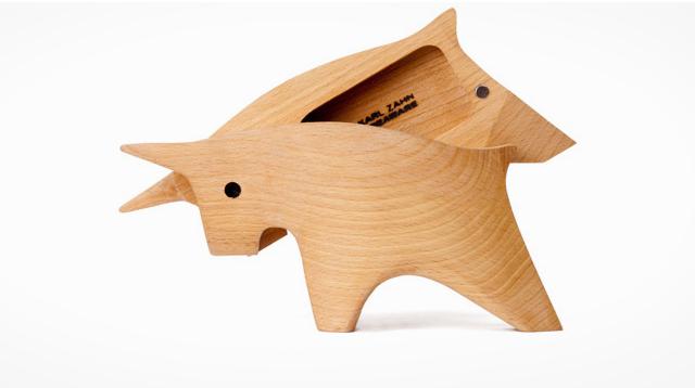 山羊原木盒子