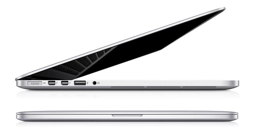 全新的MacBook Pro设计