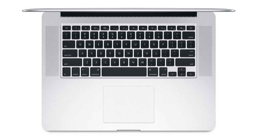 MacBook Pro的键盘设计