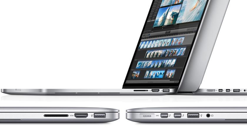 MacBook Pro的接口