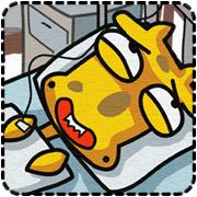 长颈鹿但丁最新QQ头像