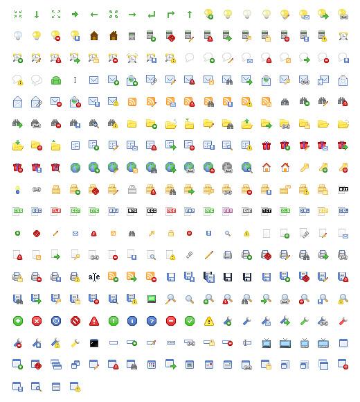 300个网页常用小图片