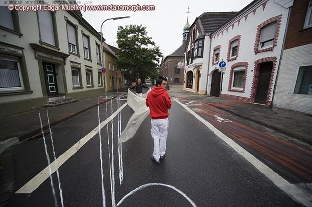 国外街头涂鸦作品