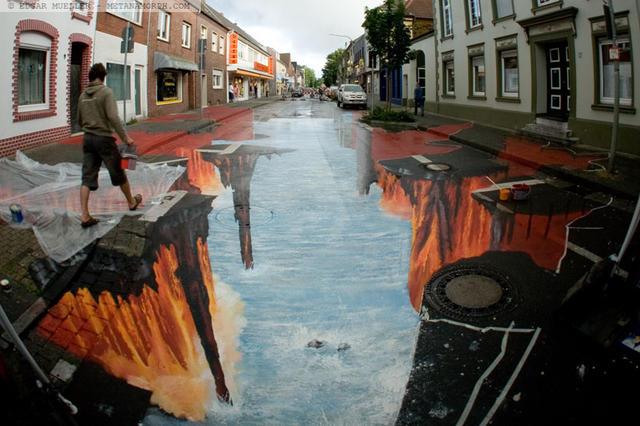 国外街头涂鸦欣赏