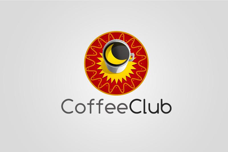 精美咖啡背景矢量素材