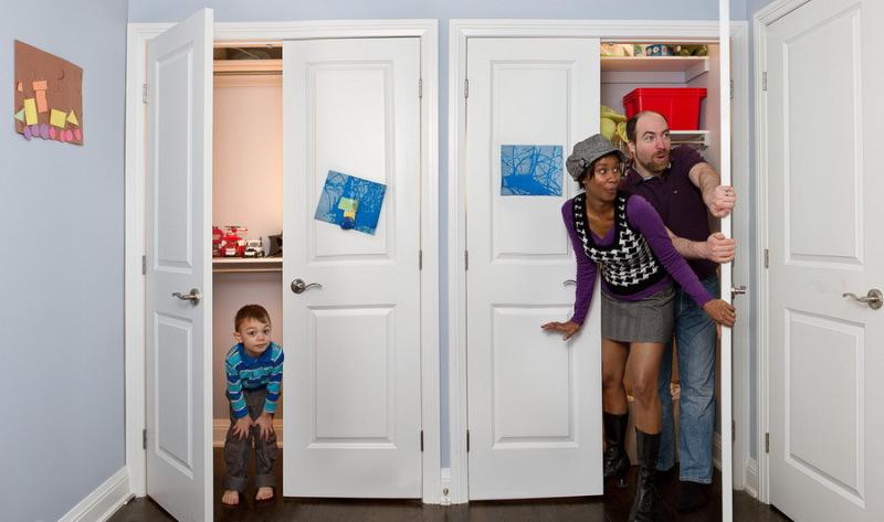 另类有趣的家庭摄影