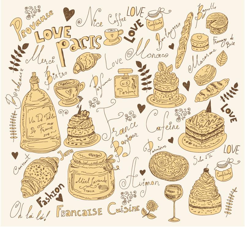 手绘卡通甜点图片 卡通甜点图片 彩铅手绘甜点 卡通甜点图片大全 卡通甜点简笔画 手绘甜点图片