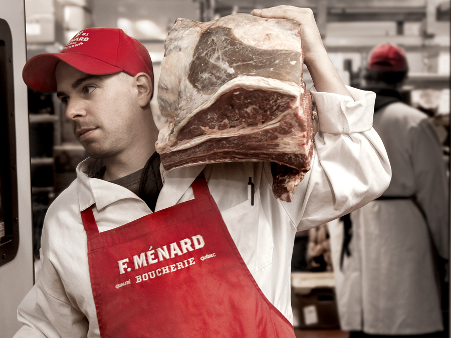 肉食品包装设计欣赏