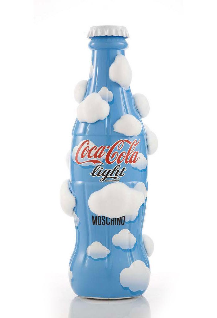 可口可乐瓶子设计