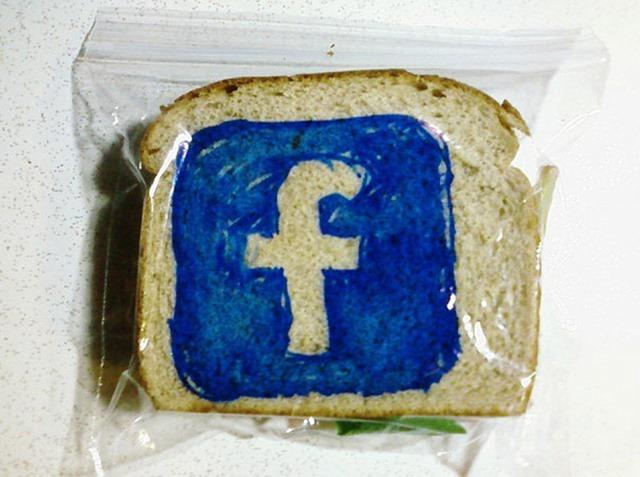 面包片涂鸦