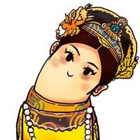 歪脖子情侣QQ头像