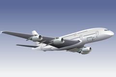 精美航空飞机矢量素材