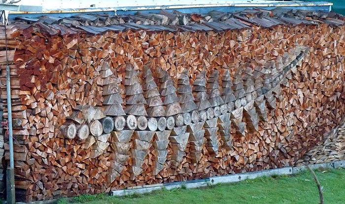 让人惊叹的木材
