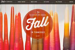 网页设计之首屏图文混排的10大技