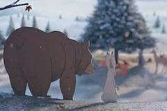 John Lewis 2013圣诞广告《熊和