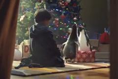 John Lewis 2014圣诞广告《企鹅蒙蒂》陪伴与爱