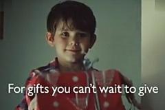 John Lewis 2011圣诞广告《长久的等待》陪伴与爱