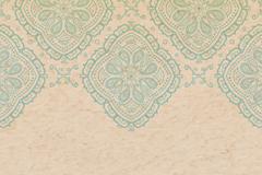 复古花纹纸张背景矢量素材