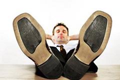 创业失败只有一个原因――懒?。?!