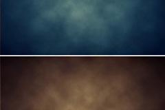 蓝色和褐色暗角LOMO风格背景图片