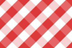 红色系菱形格背景矢量素材