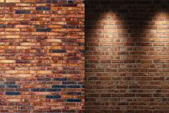 2款砖墙墙面高清背景图片素材
