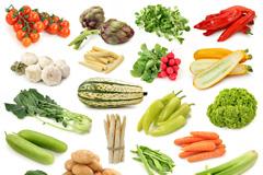 26种新鲜蔬菜高清图片素材