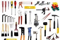 30种工具高清图片素材