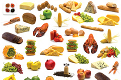 50种美食和水果高清图片下载